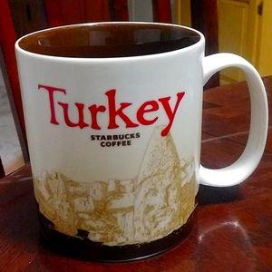 Turkey Starbucks Coffee  16oz mug